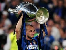 Sneijder, o craque que teria impedido a década dividida entre Messi e CR7. Goal