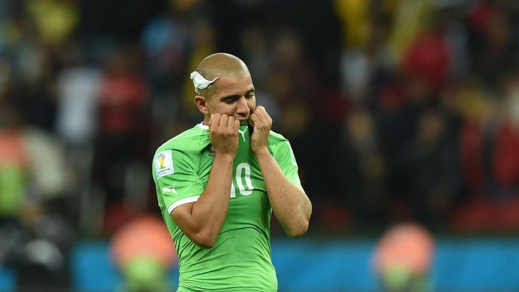 Feghouli, Ghezzal et M'Bolhi absents, Taider de retour en sélection — Algérie