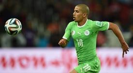 Feghouli parle de son équipe. Goal
