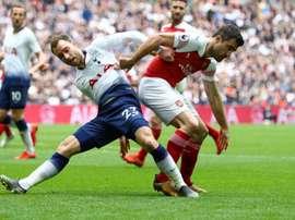 Sokratis was impressed by Arsenal's fighting spirit against Tottenham. GOAL