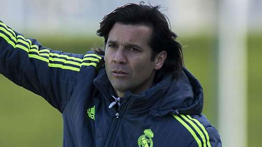 Solari thrilled by Madrid character