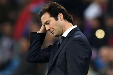 Solari accepted responsibility for Real Madrid's 3-0 Champions League defeat. GOAL