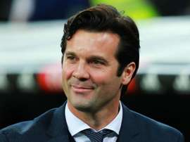 Solari was impressed with the 'character' shown by Real Madrid against Huesca. GOAL