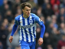 March was a regular for Brighton in the Premier League last season. GOAL