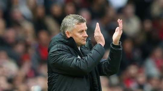Solskjaer buoyed by Liverpool draw. GOAL