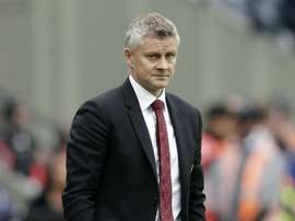 Solskjaer came under fire after another bad result. GOAL