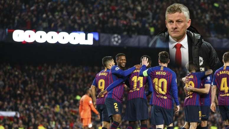 Barcelona, Camp Nou e a 'montanha' no caminho do Manchester United