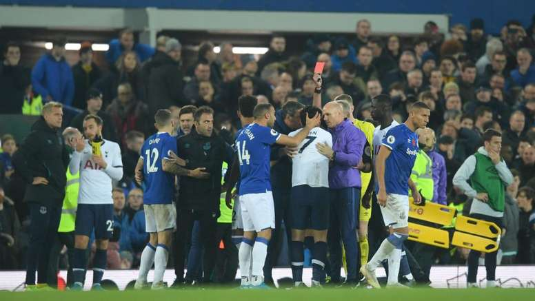 Pochettino was not surprised Son's red card was rescinded. GOAL