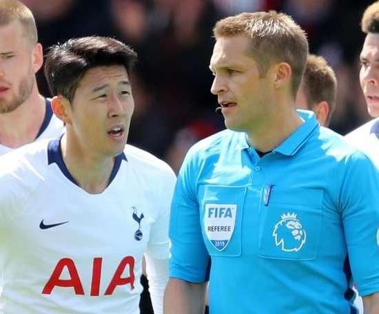 Tottenham s'incline sur le fil. Goal
