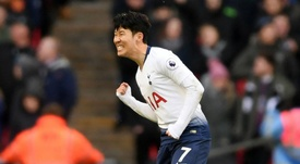 'Special' Son is one of Premier League's best, says Vertonghen.