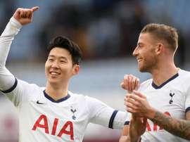 Mourinho jokes Alderweireld 'scored three goals' in Spurs thriller. GOAL
