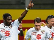 Rimonta del Torino. Goal