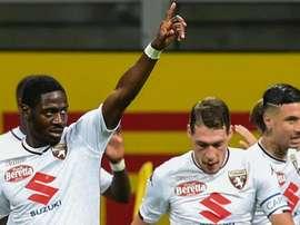 Formazioni ufficiali Torino - Spal. Goal