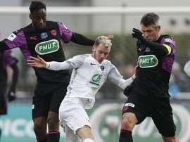 Bordeaux s'est fait éliminé. Goal