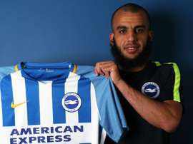 Brighton have signed Soufyan Ahannach from Eerste Divisie side Almere City. GOAL