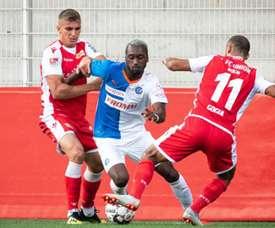 Un nouveau joueur à Rennes. Goal