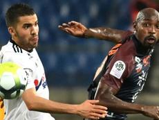 Match nul entre Montpelliers et Amiens. Goal