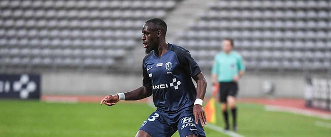 En fin de contrat au Paris FC, Karamoko a signé à Nancy. Goal