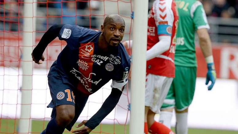Souleymane Camara joueur le plus capé du MHSC. Goal