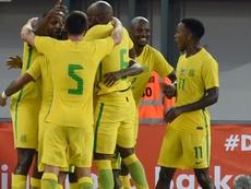 Les Sudafricains reprennent espoir. Goal