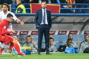 Southgate oversaw a strong 5-1 win. GOAL