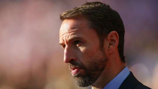 Gareth Southgate previously managed England's U21 side. GOAL