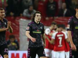 Soyuncu is keen on a move to the Emirates. GOAL