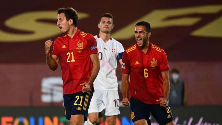 Luis Enrique won't have Spain denied credit: It wasn't a Switzerland error