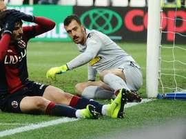Buona prestazione di Viviano. Goal