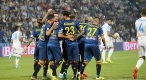 Il Lecce supera la SPAL. Goal