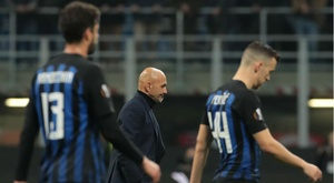 Spalletti: Inter lacked hope and composure in Eintracht Frankfurt defeat. Goal