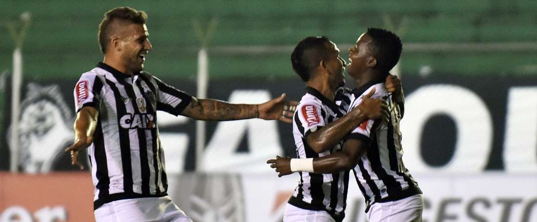 Sport Boys Atletico-MG Libertadores
