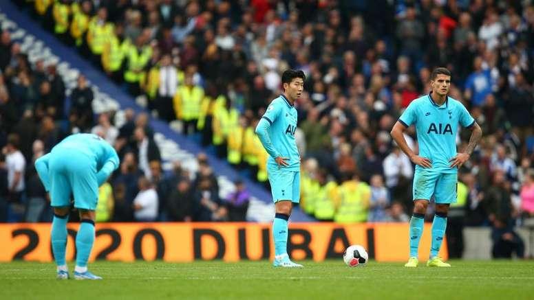 Tottenham S Loss In Opta Numbers Besoccer