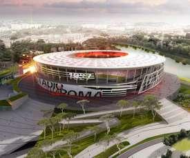 Stadio Roma: acquistata l'area di Tor di Valle. Goal