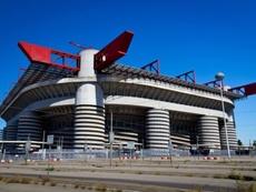 Stadio San Siro. Goal