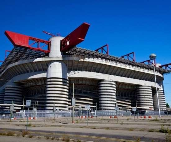 L'antre de l'Inter et du Milan pourrait être détruit. Goal