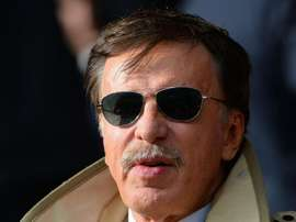 Kroenke has been vastly unpopular with the fans during his time at Arsenal. GOAL
