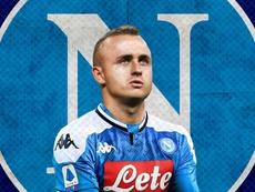 Stanislav Lobotka du Celta Vigo au Napoli. GOAL