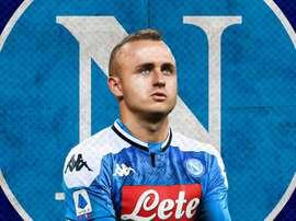 Lobotka è un nuovo giocatore del Napoli. Goal