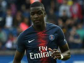 Young PSG prospect Stanley Nsoki will remain at the Parc Des Princes until 2021. GOAL
