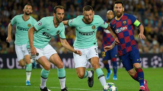 Dalla Spagna, de Vrij al Barcellona? L'Inter l'ha offerto, no azulgrana. Goal