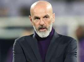 Fiorentina manager Pioli has resigned. GOAL