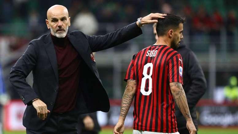 Milan, Suso contro le critiche. Goal