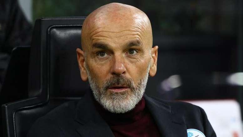 Il tecnico del Milan Pioli. Goal