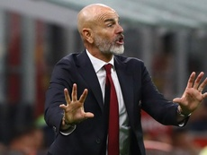 Birthday boy Pioli laments Milan mistakes as Lecce spoil debut