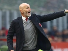 Pioli angered by late Juve penalty but proud of Milan display