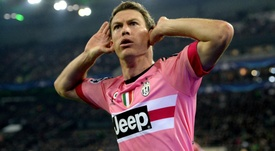 Stephan Lichtsteiner has decided to retire from football. AFP