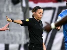 Frappart to become first female Ligue 1 referee. Goal