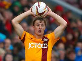 Bolton's Stephen Darby forced into early retirement. GOAL