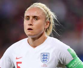 Houghton is a dbout ahead of Norway clash. GOAL
